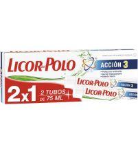 Pack Pasta de Dientes Acción 3 Protección Completa | 150 ml
