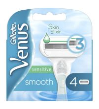 Venus Smooth Sensitive 4 unidades