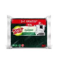 Scotch Brite Classic XXL Estropajo  | 3 uds