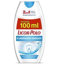 2 en 1 Dentífrico en Gel Blanqueador Avanzado | 100 ml