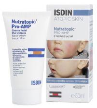 Nutratopic Pro-AMP Crema Facial Protectora   50 ml