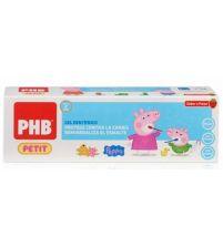 Petit Gel Dentífrico Peppa Pig Sabor Fresa    75 ml