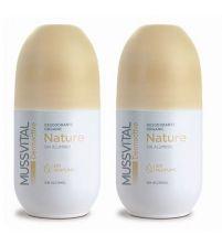Pack Desodorante Nature Organic  | 150 ml
