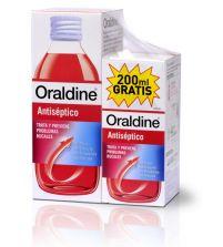 Oraldine Antiséptico  | 600 ml
