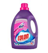 Vanish Ultra 2 en 1 Detergente + Quitamanchas 40 Dosis   40 dosis