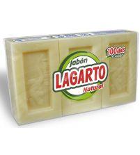 Jabón Natural Pastillas 3x200 g   600 gr