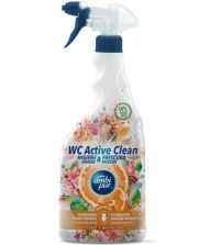 WC Active Clean Citrus & Waterlilly   750 ml