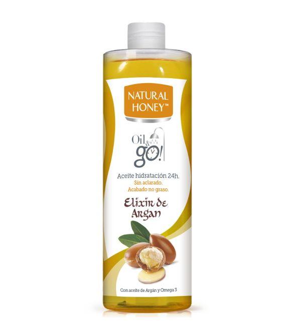 Oil&go! Elixir de Argán   300 ml