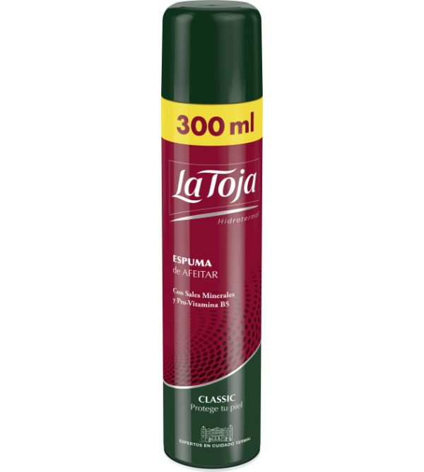Espuma de Afeitar Clásica   300 ml