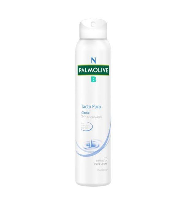Tacto Puro Classic Deo Spray   200 ml