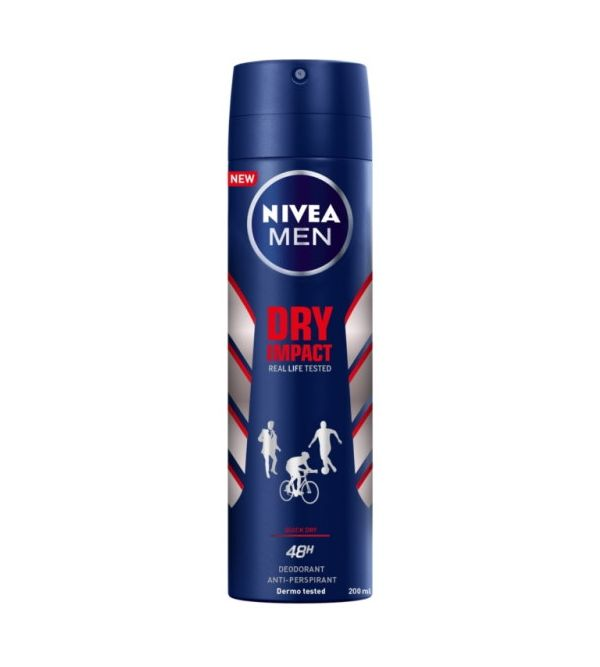 Desodorante Dry Impact | 250 ml