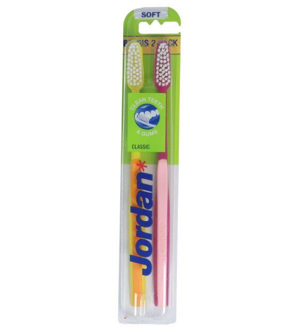 Cepillo Dental Classic Suave Pack