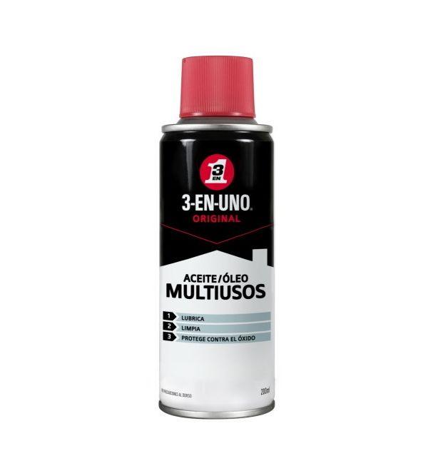 Aceite Multiusos 3 en 1 Spray   200 ml