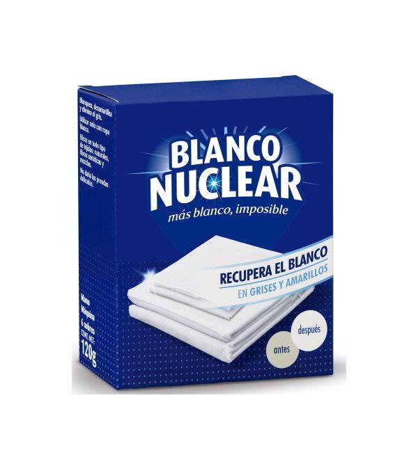 Detergente en Polvo para Prendas Blancas   6 uds