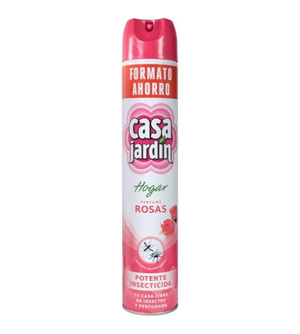 Insecticida Perfume Rosas | 750 ml