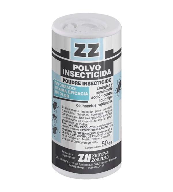Polvo Insecticida Reforzado   50 gr