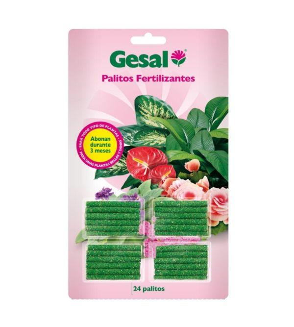 Palitos Fertilizantes | 24 uds