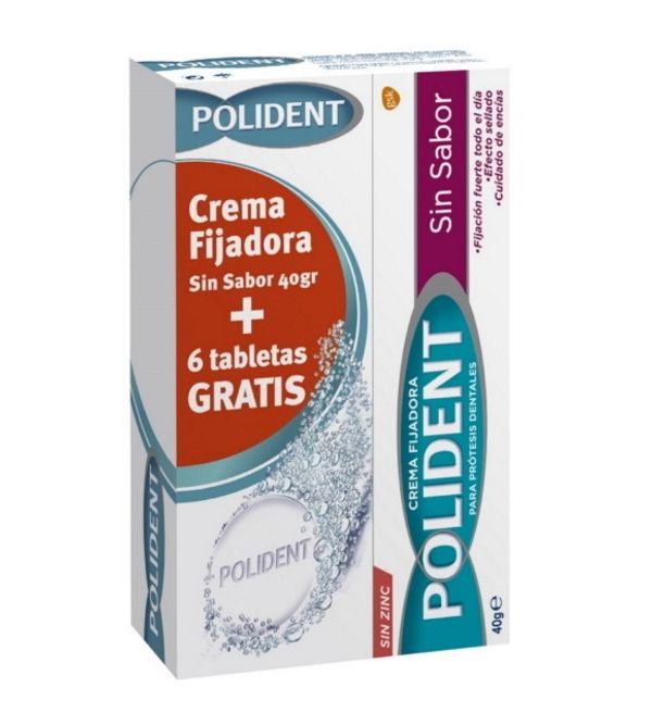 Pack Fijación y Limpieza Prótesis Dentales
