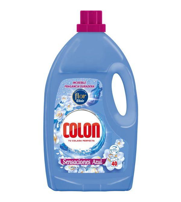Sensaciones Azul 40 Dosis   40 lavados