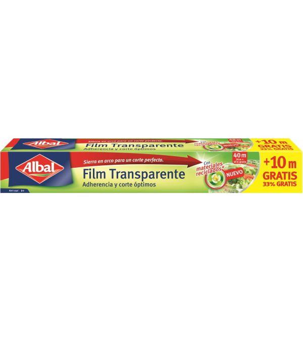 Albal Film Transparente 30+10 m