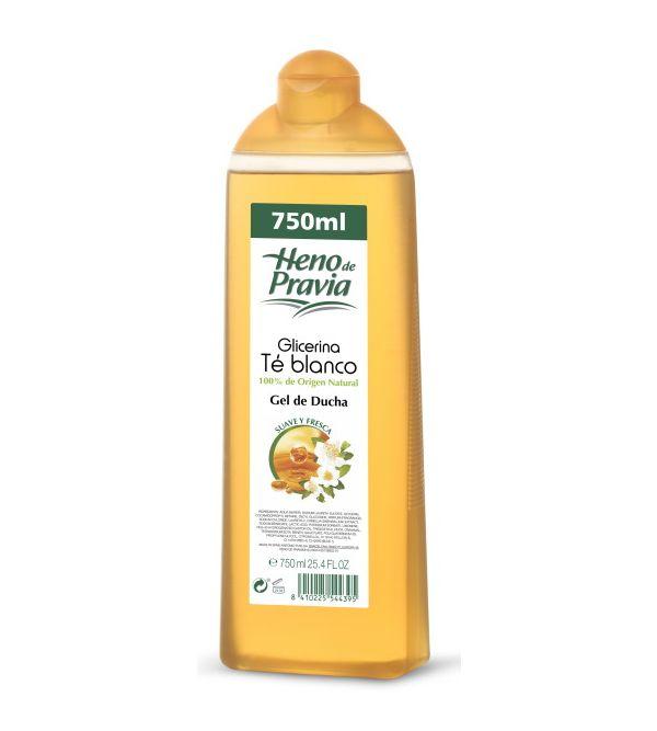 Gel de Ducha Glicerina 650 + 100 ml