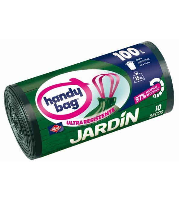 Handy Bag Bolsa Basura Jardin 100 l   1 uds