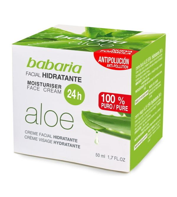 Aloe Vera Crema | 50 ml