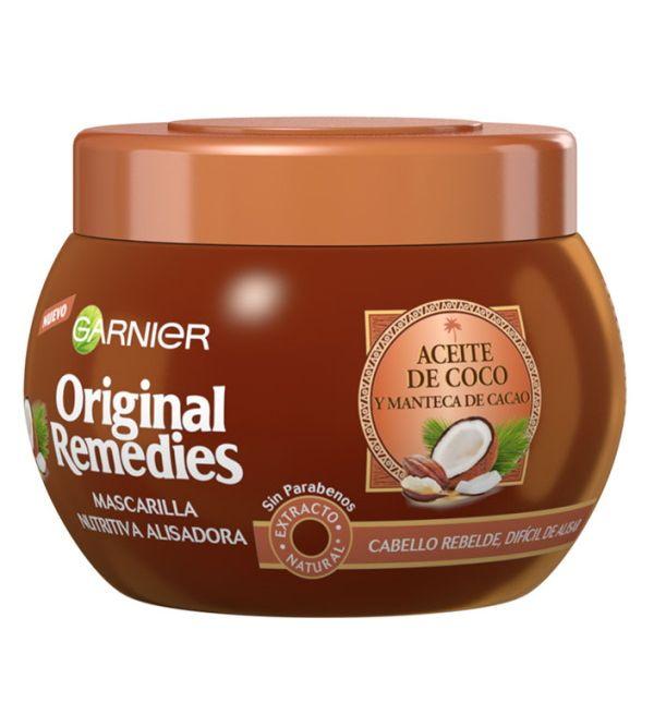 Mascarilla Aceite de Coco y Cacao | 300 ml