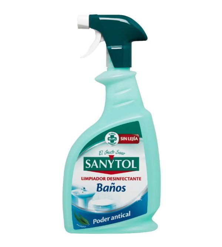 Limpiador Desinfectante de Baños | 500 ml