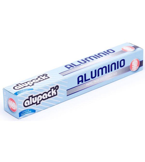 Papel de Aluminio   50 m.