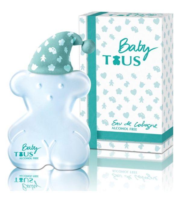 Baby Tous Eau de Cologne Sin Alcohol | 100 ml