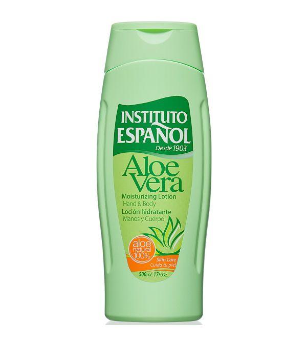 Loción Hidratante Aloe Vera 500 ml