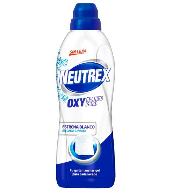 Oxy Blanco Puro Quitamanchas 800 ml