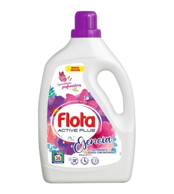 Active Plus Detergente Líquido Floral   36 dosis
