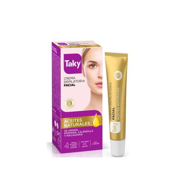 Expert con Oro Crema Depilatoria Facial   20 ml