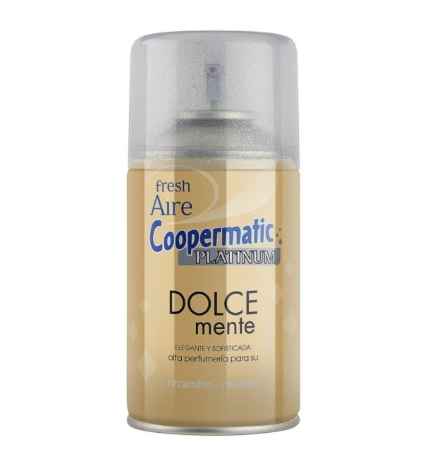 Coopermatic Platinum Recambio Ambientador Dolce Mente