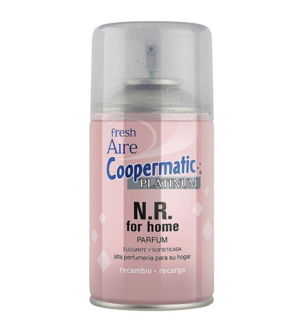 Coopermatic Platinum Recambio Ambientador N.R For Home | 335 ml