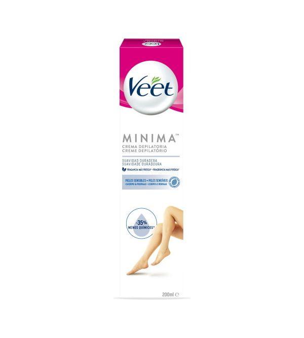 Crema Depilatoria Aloe Vera y Vitamina E 200 ml