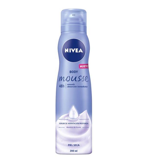 Body Mousse Spray Sérum Suave | 200 ml