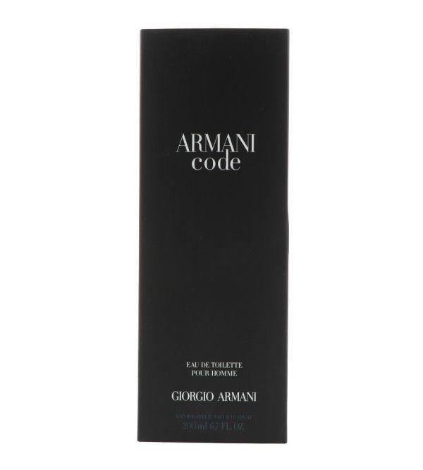 Armani Code Men EDT   200 ml