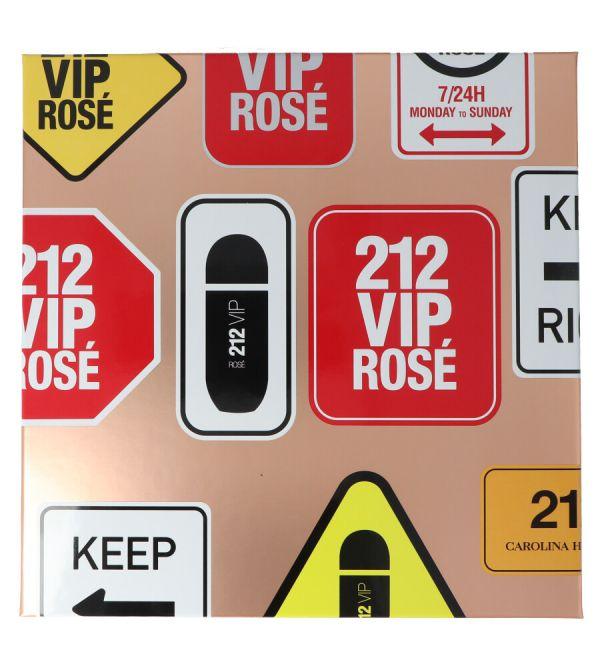 Estuche 212 Vip Rosé