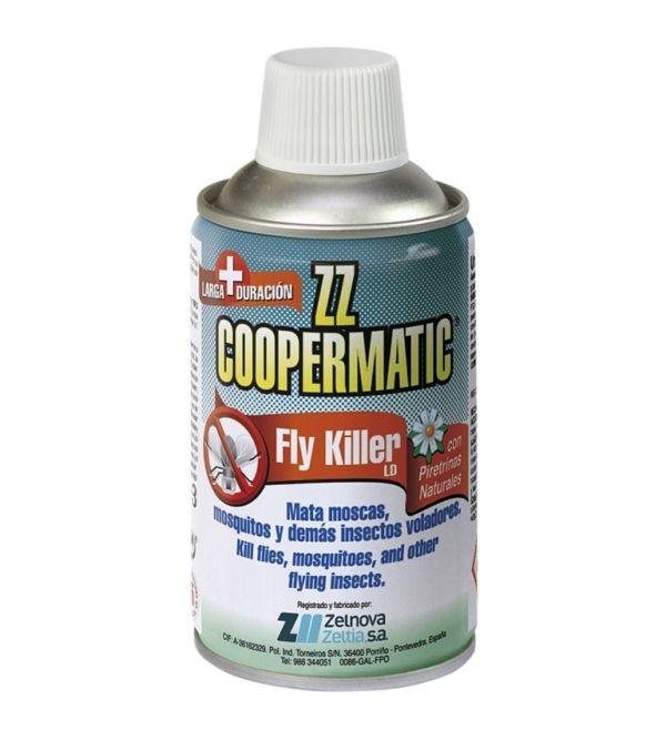 Coopermatic Fly Killer Piretrinas Naturales