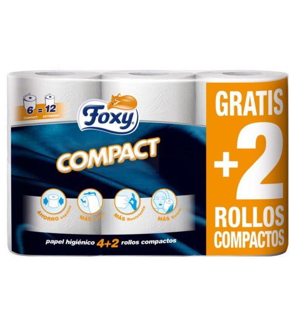 Compact 4+2 Rollos Compactos