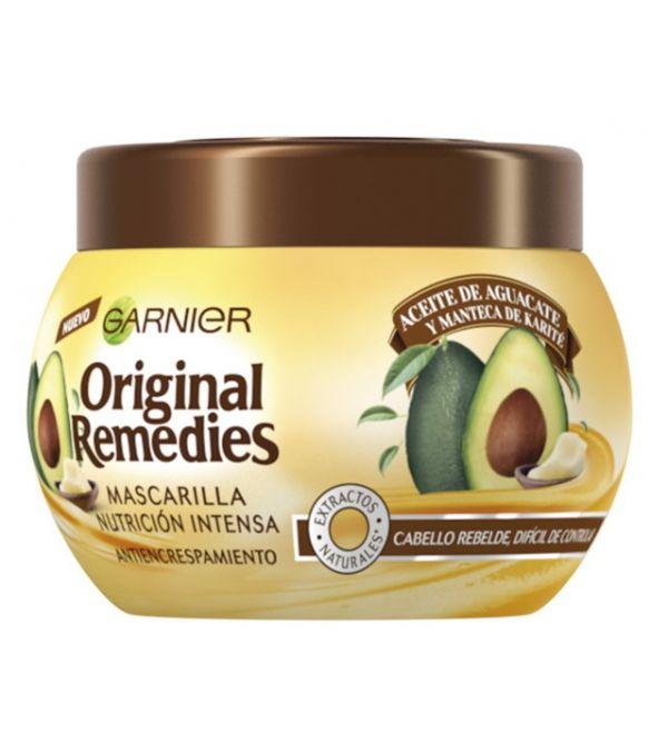 Mascarilla Aguacate y Karité | 300 ml