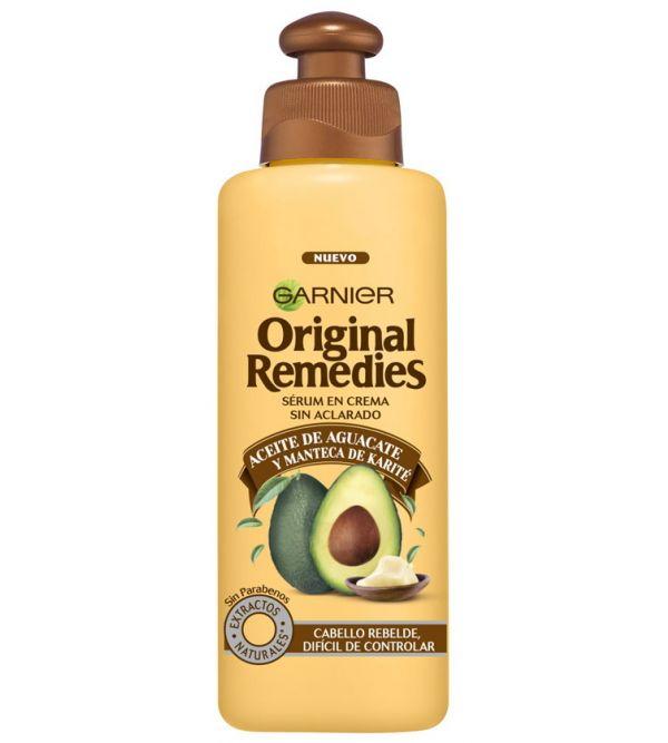 Aceite en Crema Aguacate y Karité 200 ml