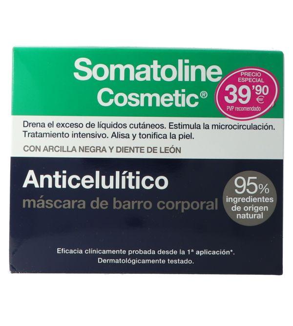 Anticelulítico Máscara de Barro Corporal | 500 gr