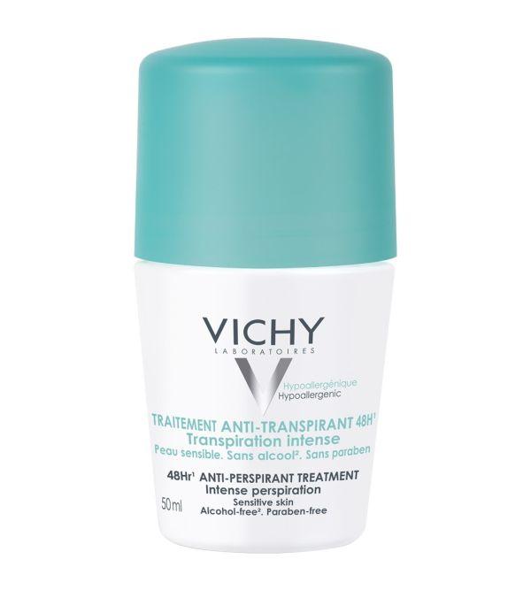 Desodorante Antitranspirante 48h Roll-On 50 ml