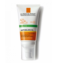 Anthelios Anti-brillos Toque Seco SPF 50+ Sin Perfume   50 ml
