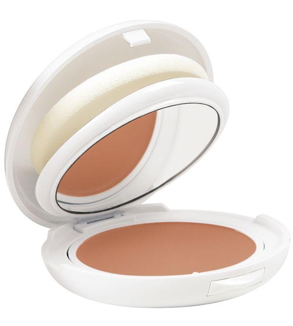 Maquillaje Compacto SPF 50 Dorado