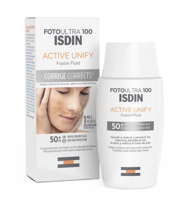 FotoUltra 100 Active Unify Fusion Fluid Sin Color SPF 50+ | 50 ml